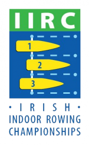 logo for Irish Indoor Rowing Championships