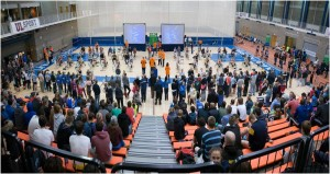 Irish Indoor Rowing Championships -IIRC Limerick 2014